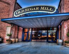 The Old Sugar Mill in Clarksburg, CA just outside of Sacramento. Great wines (no food though)