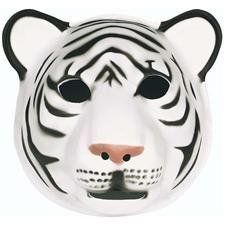White Tiger Mask (Foam) by Wild Republic. $6.44. Recommended for ages 3 and up. Your child will love being transformed into a tiger!. With this mask, your child can become a fierce tiger or a tame magician's assistant.
