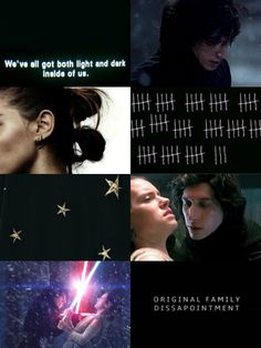 - Kylo and Rey