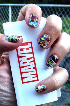 Kicking off my Jamberry launch party with #YourHeroJN #marvelpresentedbyjamberry #avengers #teamcap #captainamerica #ironman #thor #hulk #shehulk #falcon #spiderman #daredevil #blackwidow #drstrange #mcu #marveluniverse #karisjams