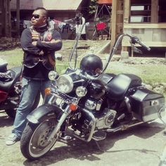 The Bad Ass Rider KARAS MC