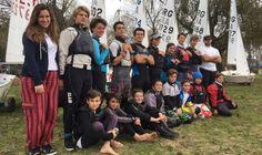 El Equipo argentino de vela se prepara para representar al país en el 51° Cadet World Championship 2017, Bruinisse, The Netherlands