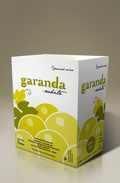 Garanda white · White wine, Bag-in-box 3l