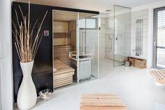 Soukromá sauna v Karlových Varech - Sauna. Divider, Elegant, Room, Furniture, Design, Home Decor, Classy, Bedroom, Decoration Home