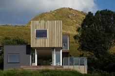 Casa de Playa Otama by David Berridge Architect (Coromandel, Nueva Zelanda) #architecture