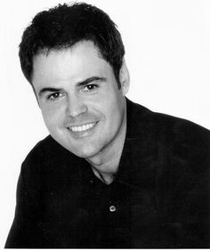 Donny Osmond. I had such a big crush on him & still do. Please check out my website thanks. www.photopix.co.nz