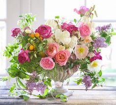 Ramo de flores precioso