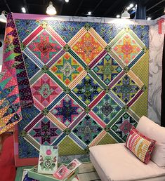 Center Stage Quilt Free Pattern