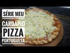 Série meu cardápio #08 Pizza Banana Nevada ( assada em forno Tupasy ) - YouTube