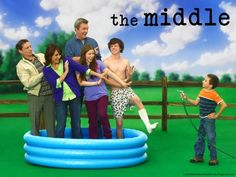 The Middle tv show photo The Middle Cast, The Middle Tv Show, Stuck In The Middle, Instant Video, Entertainment, Tv Land, Tv Times, Kids Tv, Book Tv