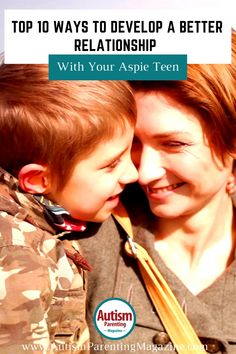 Teen years can be particularly difficult, especially when your teen is on the spectrum. Here are the 10 BEST tips.  #autism #parenting #specialneeds #parenting #family# teens #relationship Conduct Disorder, Feeling Unloved, Hair To One Side, Teaching Social Skills, Autism Parenting, Children With Autism, Best Relationship, Special Needs, Big Picture