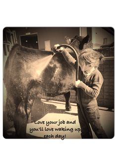 The photo says it all, Nothing like a Farm girl!
