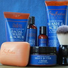 For the BEST SHAVE you'll ever experience…