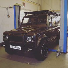 In-house development at Twisted HQ! #DifferenceInDetail -  #TwistedDefender #WorkInProgress #WIP #Defender #LandRover #Yorkshire #Handmade #Handcrafted #Style #Customised #Modified #4x4 #LandRoverDefender #BestOfBritish #Workshop #Details #AntiOrdinary #Twisted #Lifestyle #Premium #Iconic #ModernClassic