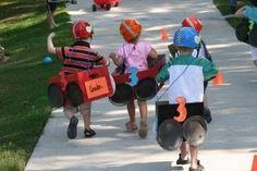 birthday parties Day 7 – Boy Transportation Birthday Parties photo