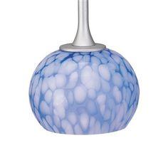 NoraLighting - Sol Art Glass Shade