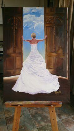 Wedding Art, Wedding Dresses, Fashion, Bride Dresses, Moda, Bridal Gowns, Fashion Styles, Wedding Dressses