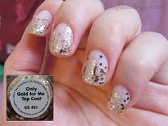 """Opi for Sephora """"Only Gold for Me"""""""