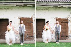 DIY Hochzeitslocation - Lichtpixel