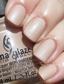 The PolishAholic: China Glaze Spring 2014 City Flourish Collection Swatches - Don't Honk Your Thorn
