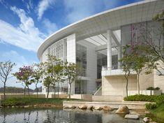 OCT shenzhen clubhouse, china - richard meier & partners architects - designboom | architecture & design magazine