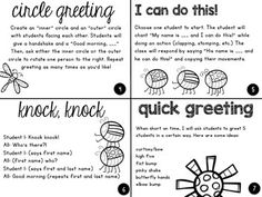 Morning meeting greetings activities free items pinterest morning meeting greeting cards freebie 1285510 teaching resources teacherspayteachers m4hsunfo