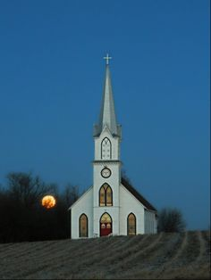 Trinity Lutheran church....Manning Iowa. I had a few relatives get married here very beautiful!