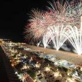 Ferragosto..Capodanno...Notte rosa...sono loro i protagonisti nel cielo sopra Riccione...i fuochi d'artificio