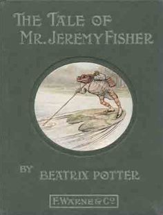 the tale of jeremy fisher by beatrix potter - Google Search