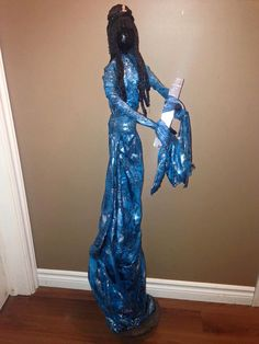 Paverpol Blue Crystal Lady