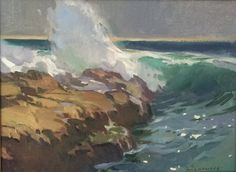 Ray Roberts, La Jolla Surf