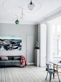 decoration stilige hjem hjemme hos cille grut et hjem i bevaegelse