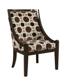 Shop Powell Furniture Classic Seating Cushion Back Accent Chair with great price, The Classy Home Furniture has the best selection of Accent Chairs to choose from New Living Room, Living Room Chairs, Living Room Furniture, Home Furniture, Dining Room, Funky Furniture, Furniture Online, Furniture Layout, Small Living