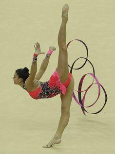 Rhythmic Gymnastics...sport??