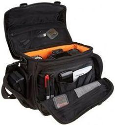 Amazon Basics Large DLSR Gadget Bag Review  3ec8ff23c7ea3