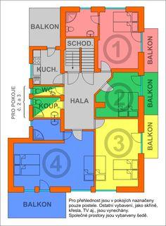 Ceník: Ubytování U Vlaštovky - Velké Losiny