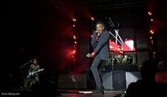 Michael Tait, Liberty University alumnus and Christian rock artist, visited his Alma Mater on March 24 to perform for College for a Weekend with his group, Newsboys.