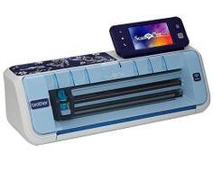 ブラザー、思い通りの模様に布や紙を切り抜くカッティングマシン | マイナビニュース
