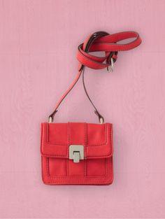 GAP red bag