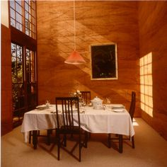 Cheap, tough and green: why aren't more buildings made of rammed earth?