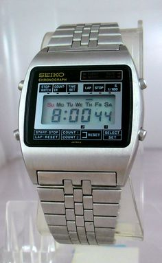 Seiko LCD watch model M929-4000