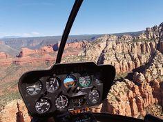 Paseo en helicóptero por Sedona, Arizona Sedona Arizona, Walks