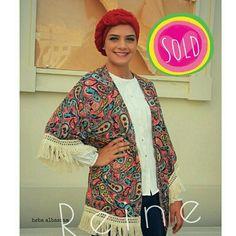 Sold Out ! +962 798 070 931 +962 6 585 6272  #ReineWorld #BeReine #Reine #LoveReine #InstaReine #InstaFashion #Fashion #FashionSymphony #Amman #BeAmman #Jordan #LoveJordan #GoLocalJO #MyReine #ReineIt #Diva #ReineWonderland #Cardigan #FringeCardigan #Fringe #Kimono #KuwaitFashion #AmmanFashion #Kuwait #Q8 #Dubai #UAE #Turban #Hijabers