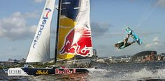 The Red Bull King of the Air 2013 Sees the World's Top Kiteboarders in Cape Town! Windsurfing, Wakeboarding, Red Bull, See World, Hang Gliding, Places Of Interest, Cape Town, Competition, Photos