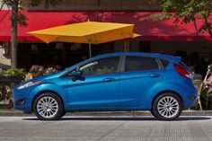 2015 Ford Fiesta Wallpapers for Desktop