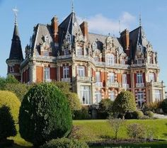 Chateau Impney, Inglaterra por Eva0707