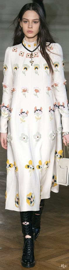Valentino white maxi dress