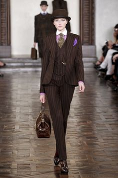 Menswear for ladies: 3-piece suit | Outfits | Pinterest | Suits