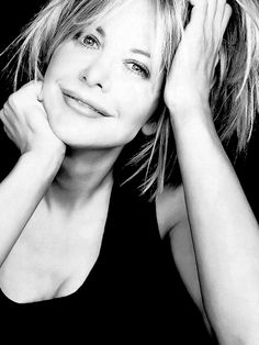 Meg Ryan, American actress and film producer.
