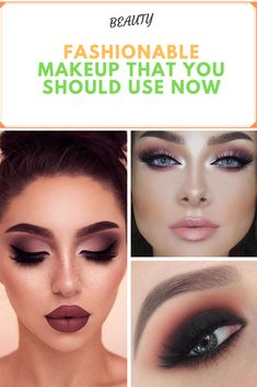 If you want to make a difference wherever you go wearing a fashionable makeup that makes you look elegant, then you should try these magnificent designs. Party Makeup, Eye Makeup, Elegant Makeup, Eyeshadow Looks, Girls Makeup, Looking For Women, Natural Makeup, Most Beautiful, Lipstick